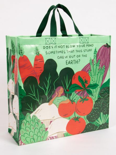 Shopper Tote: Out of Earth