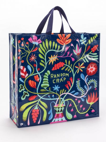 Shopper Tote: Random Crap