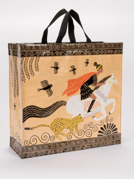 Shopper Tote: Hero