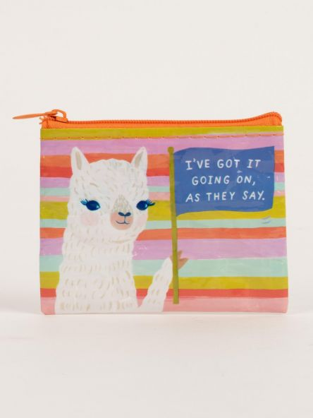 Coin Purse: I've Got It Going On