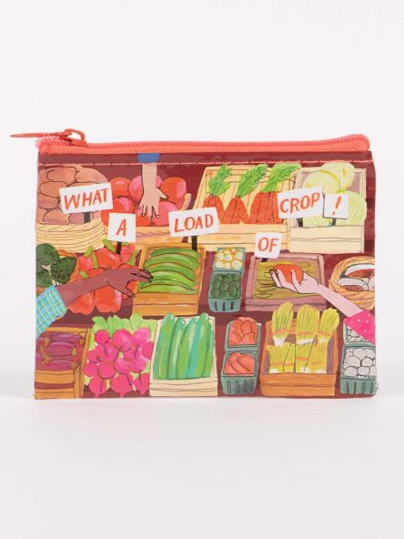 Coin Purse: What a Load of Crop