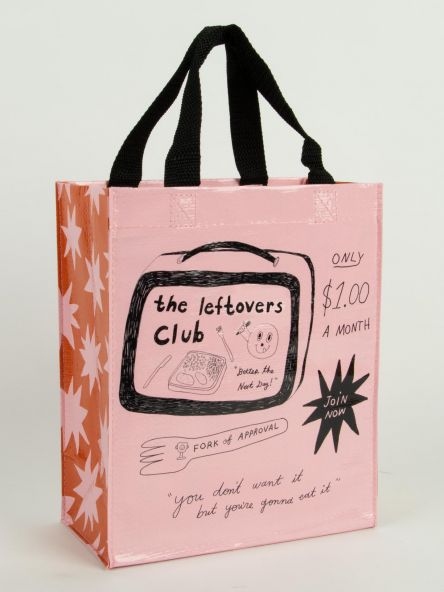 Handy Tote: Leftovers Club