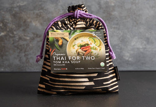 Thai for Two Cooking Kit - Organic Tom Kha Soup