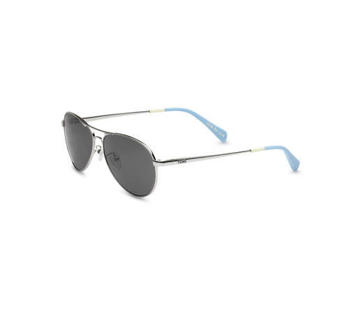 Silver Kilgore Polarized Sunglasses