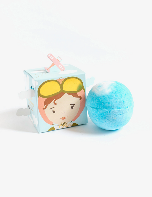 Women of Change Amelia Earhart Bath Bomb