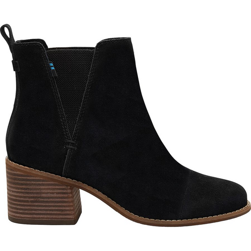Black Suede Women's Esme Boot
