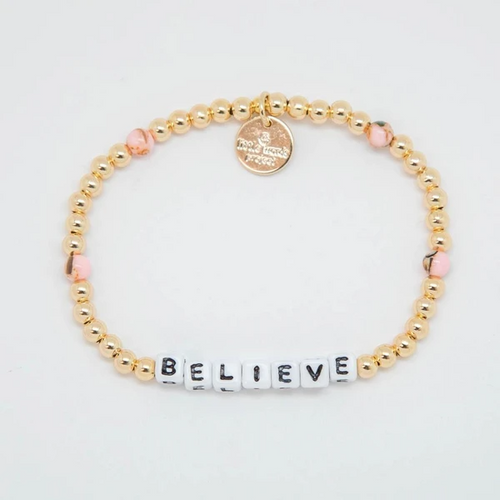 Believe Gold-Filled Bracelet