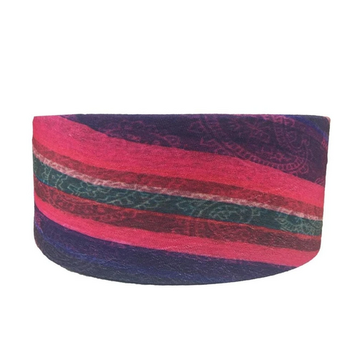 Boho Tube Turban Headband