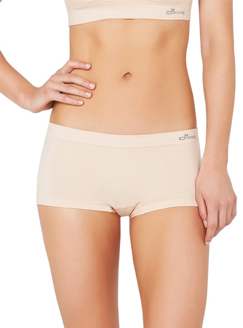 Boyleg Briefs in Nude