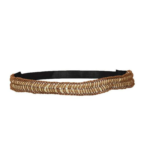 Camel Braid Headband