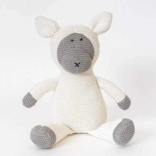 Knit Organic Cotton Sheep