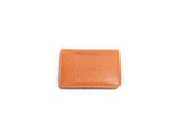 Saddle Leather Card Case