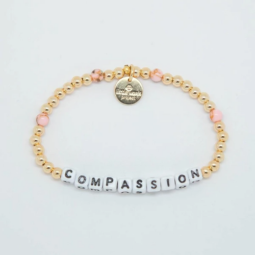 Compassion Gold-Filled Bracelet