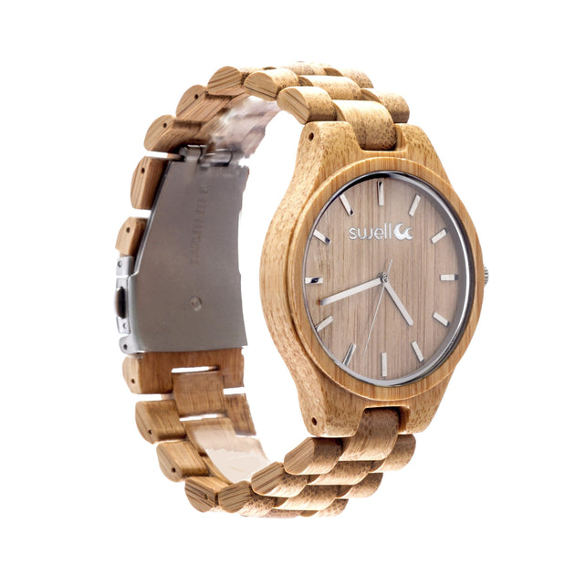 Sustainable Bamboo Watch Green Roost Culpeper Virginia Boutique