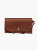 Mare Phone Wallet in Whiskey