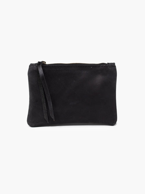 Martha Coin Pouch in Black