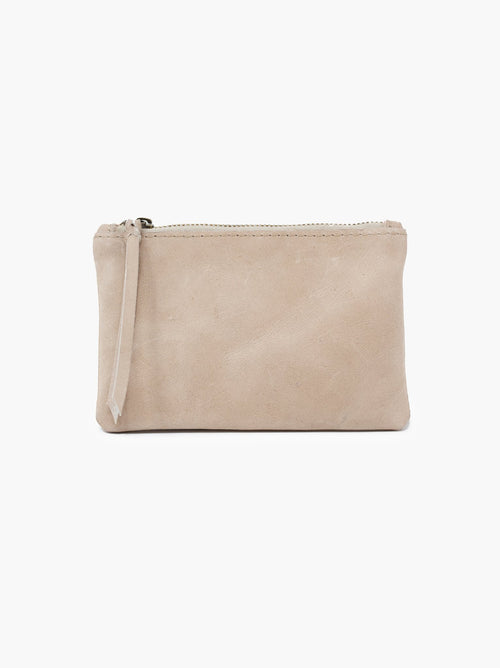 Martha Coin Pouch in Fog
