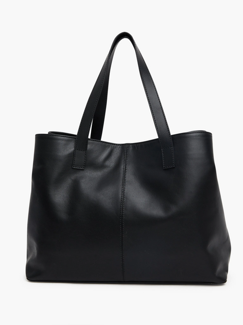 Ilse Tote in Black