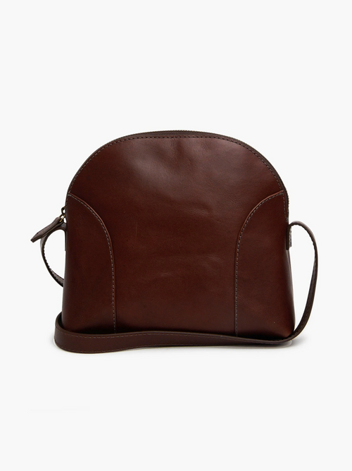 Marisol Crossbody in Chocolate