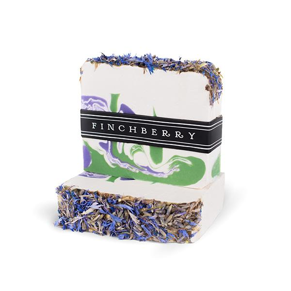 Finchberry Vegan Lavender Soap Green Roost Culpeper Virginia Boutique