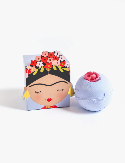 Women of Change Frida Kahlo Bath Bomb
