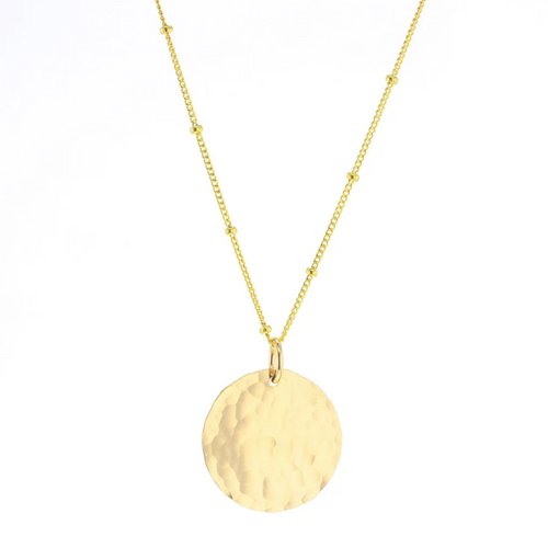 Peyton Necklace in Gold