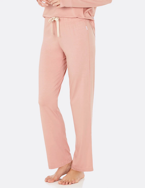 Goodnight Sleep Pant in Dusty Pink