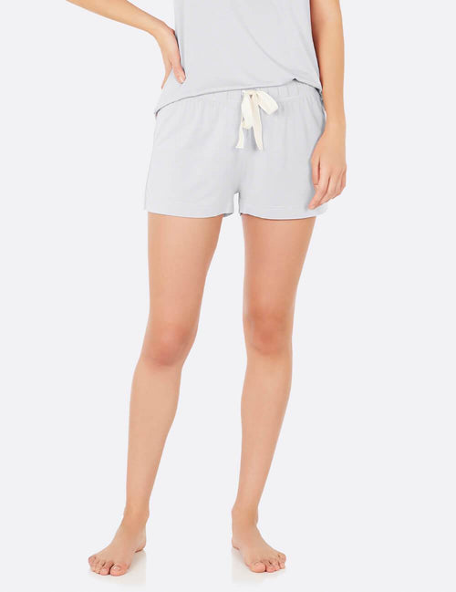 Goodnight Sleep Shorts in Dove