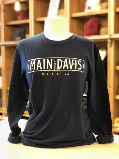 Main & Davis Long Sleeve T-Shirt