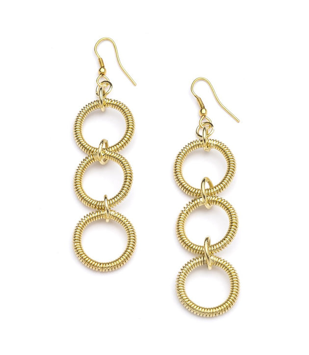 Kaia Good Circle Earrings