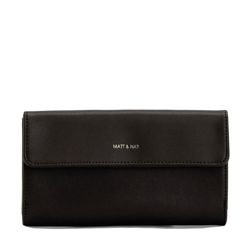 Connolly Wallet in Black Loom