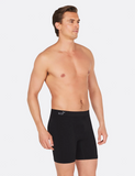 Long Bambo Boxers in Black