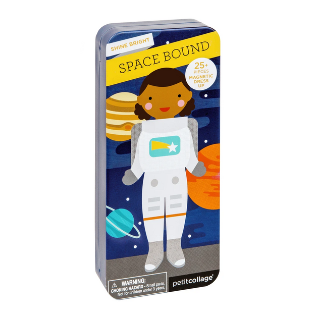 Space Bound Travel Magnetic Dress Up