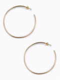 Primary Hoop Earrings