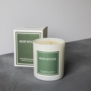 Muir Woods Boxed Candle