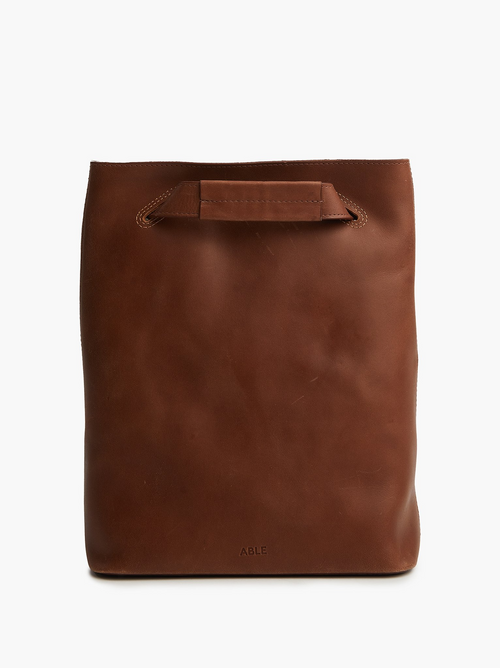 Nelita Backpack in Whiskey