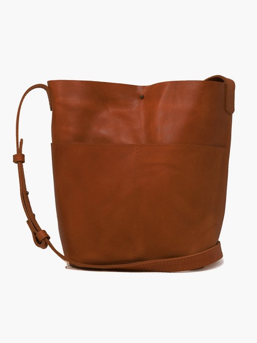Selam Crossbody in Whiskey