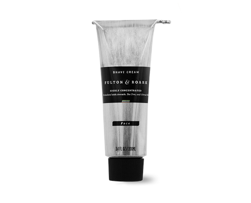 Highly Concentrated Shave Cream