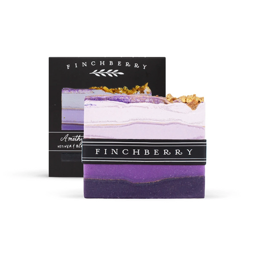 Amethyst Soap (Boxed)