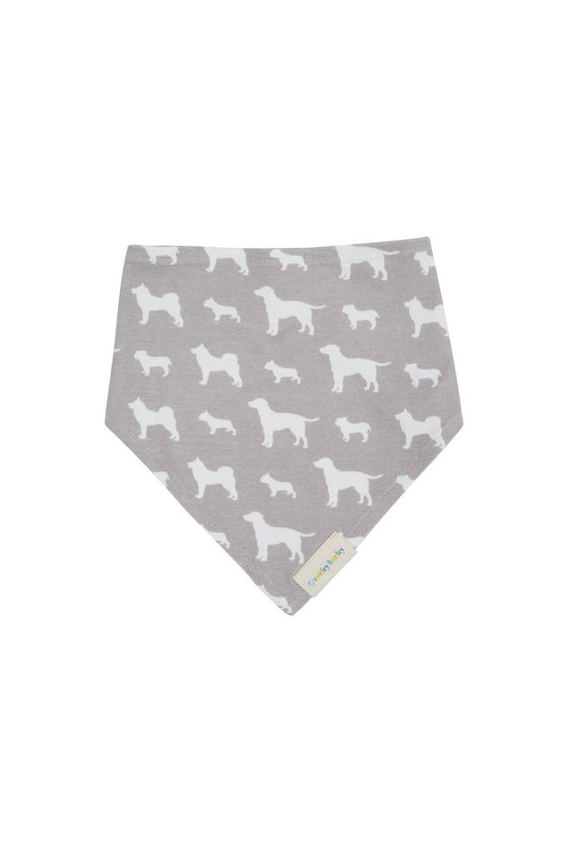 Bandana Bib in Must Love Dogs