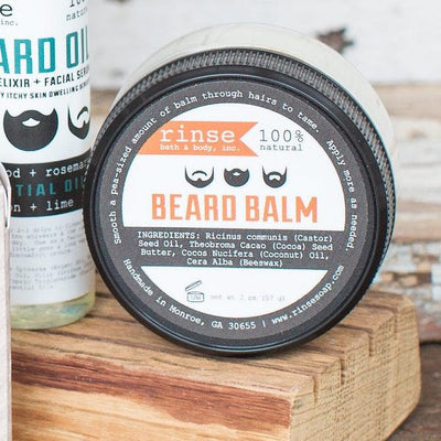 Natural Beard Care Balm Green Roost Culpeper Virginia Boutique
