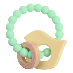 Brooklyn Silicone Teether