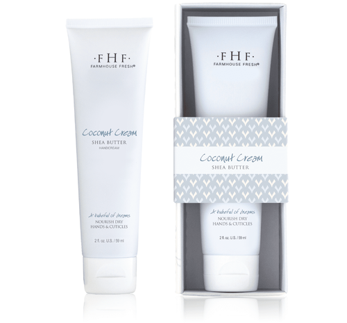 Coconut Cream Hand Cream