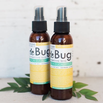 deBug Spray- Lemon Eucalyptus