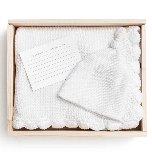 Organic Heirloom Baby Set