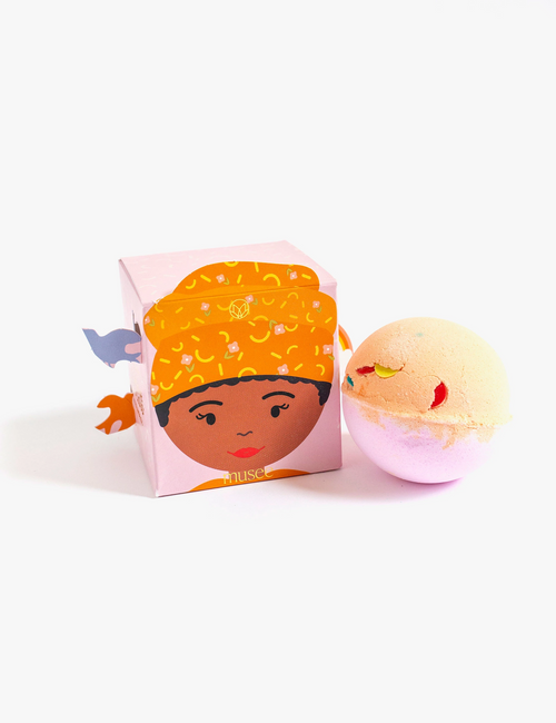 Women of Change Maya Angelou Bath Bomb