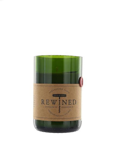 Rewined Merlot Candle
