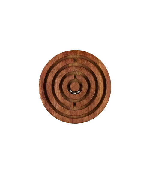 Mini Labyrinth Wood Game