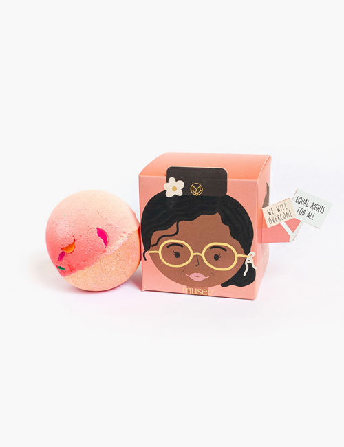 Women of Change Rosa Parks Bath Bomb