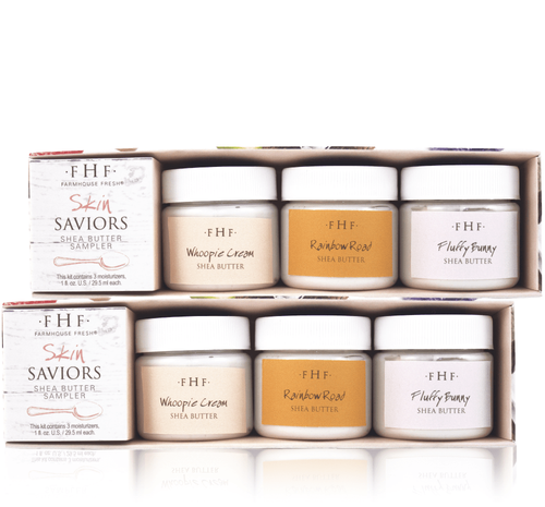 Skin Saviors Shea Sampler Set